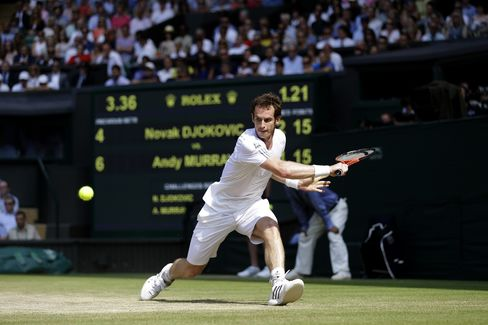 Murray Shows Titles Don't Guarantee Sponsors as U.S. Open Nears