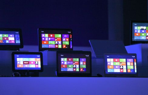 Microsoft Unveils Tablet Computer Called Surface