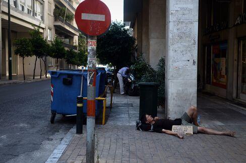 Greece HIV Remedies Hit as Crisis Shuts Drug Abuse Curb
