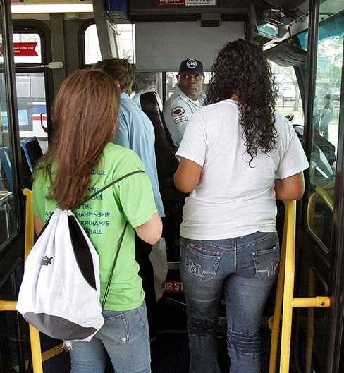 Fatter Passengers May Lead to Bus Design Changes in U.S.