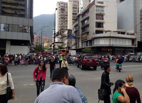 Venezuela Blackout
