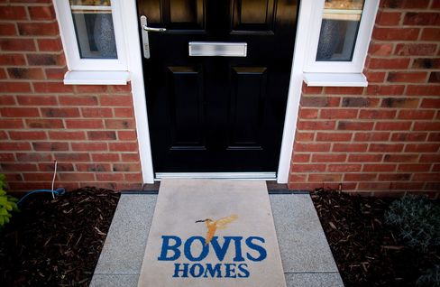 Bovis Forecasts Higher Prices as Cheaper Land Increases Margins