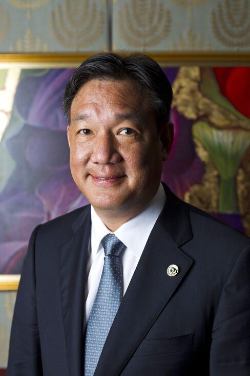 Thailand's Deputy Prime Minister  Kittiratt Na- Ranong