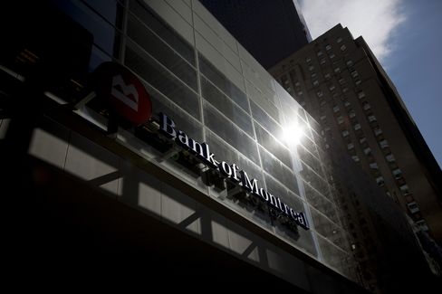 Bank of Montreal Rises to No. 2 in Stock Sales