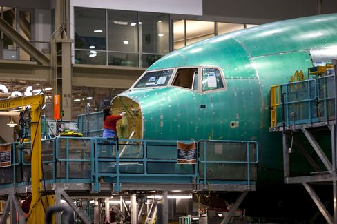 Boeing Boosts 2013 Forecast as Quarterly Profit Beats Estimates