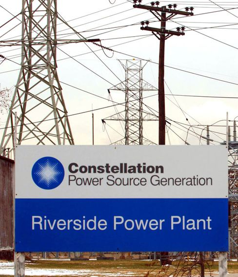Constellation Nuclear-Loan Pullout Tests Obama Taste for Ris