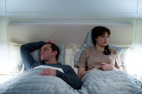 Jude Law and Rachel Weisz