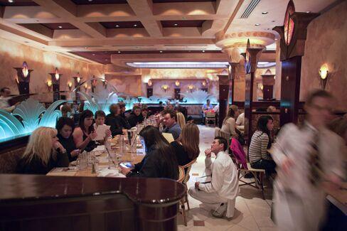 Casual-Restaurant Rally Fails to Reflect Weakening U.S. Demand