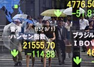 JAPAN-ECONOMY-FINANCE-STOCKS