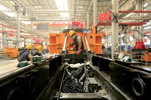 China Feb. Manufacturing PMI at 50.1; Economists' Est. 50.5