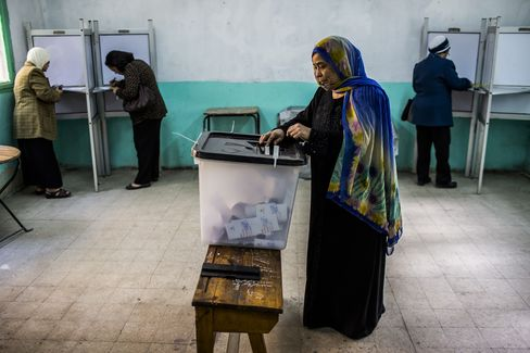 Egyptians Start Voting on Constitution That Polarized Nation