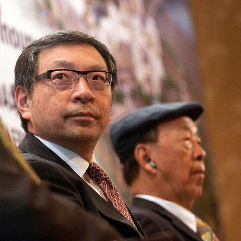 Galaxy Deputy Chairman Francis Lui & Chairman Lui Che-woo
