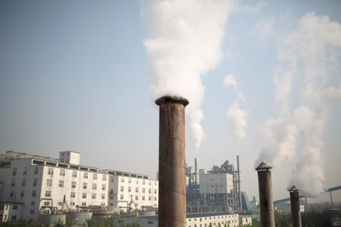 China Joins U.S. Among Global Warming's 'Biggest Offenders'