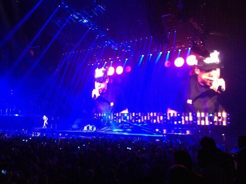 Jay-Z Concert