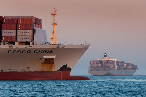 Shipping Loses as Faster Trade Means Record Fuel Costs