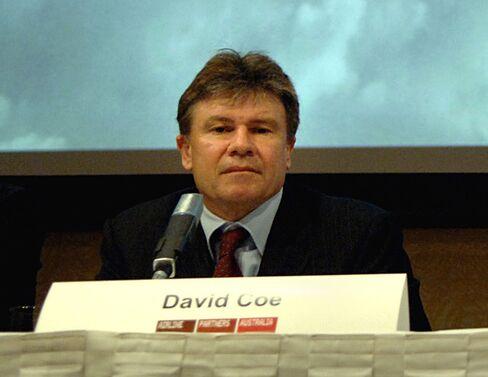 Allco Equity chairman David Coe