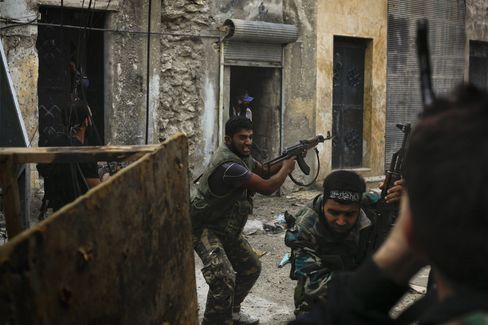 Syrian Army Accepts Muslim Holiday Cease-Fire as Violence Rages