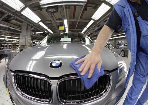 BMW to Set Up Brazil Plant