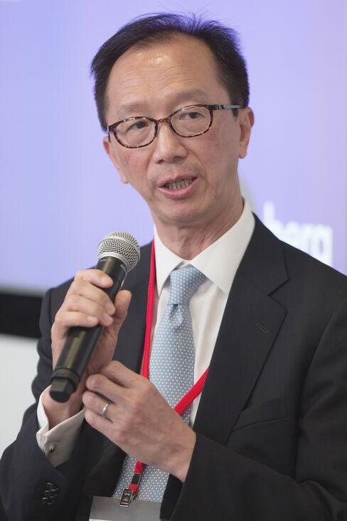 Outgoing Blackstone China Chairman Antony Leung
