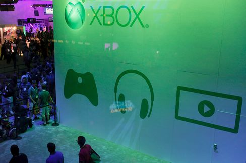 Microsoft Said to Plan Xbox Music With ITunes, Spotify