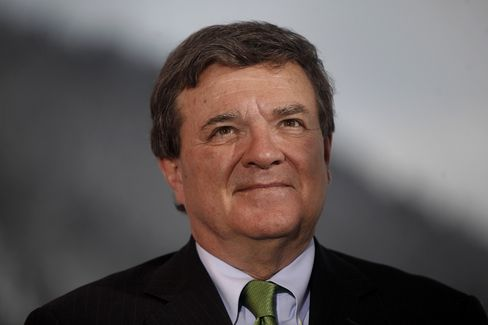 Canada's Finance Minister Jim Flaherty