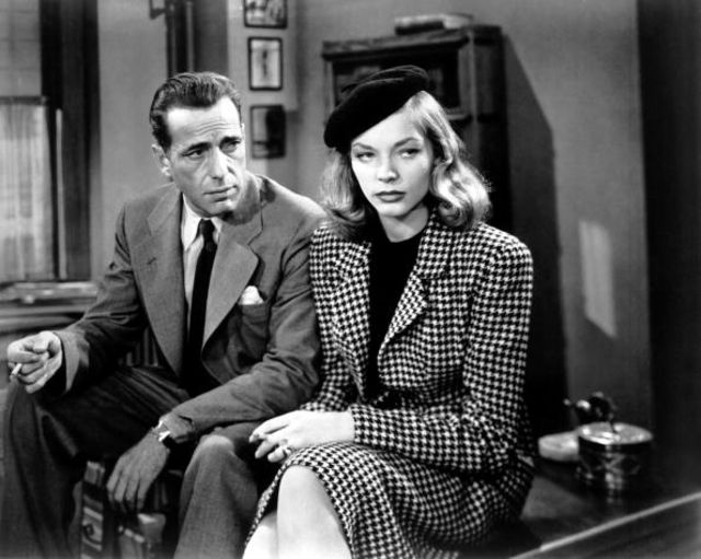 Bogie and Bacall, last of a rare breed.