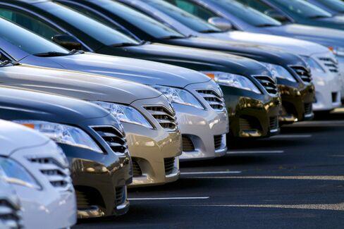 Toyota Says Its U.S. Sales Rebound Won't Begin Until Septemb