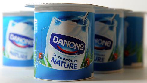 Danone Sales Beat Analysts Estimates on Unimilk