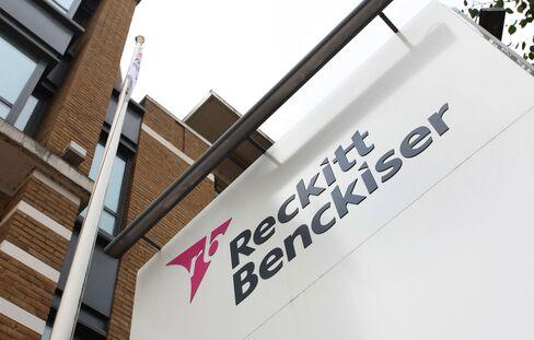 Reckitt Benckiser Tops Bayer With $1.4 Billion Offer for Schiff