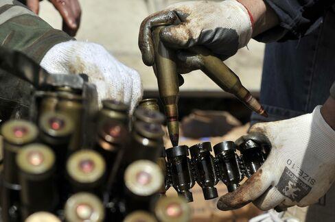 Libyan Rebels Forced Retreat Nations Seek Qaddafis Fall