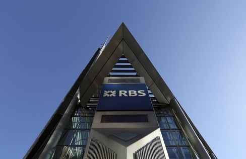 RBS May Face $800 Million Libor Fine as Soon as Next Week