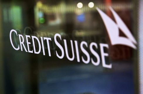 Credit Suisse Ends Curb on VIX Note After Whipsawing Investors