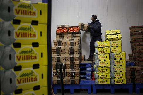 Wholesale Prices in U.S. Unexpectedly Drop on Services