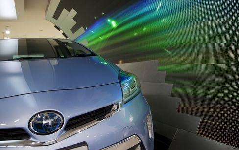 Buffett's BYD Threatened by Prius in China Shift to Hybrid