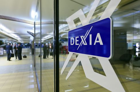 New York Life, Macquarie and GCS Said to Vie for Dexia Unit