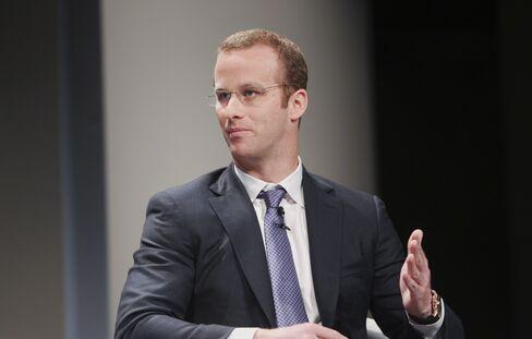 Hedge fund manager Pierre Andurand. Photographer: Daniel Acker/Bloomberg