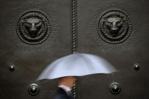 BOE Says U.K. Banks Have Capital Shortfall of $38 Billion