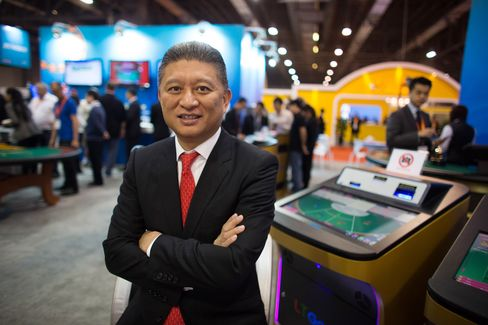 Paradise Entertainment Chairman Jay Chun