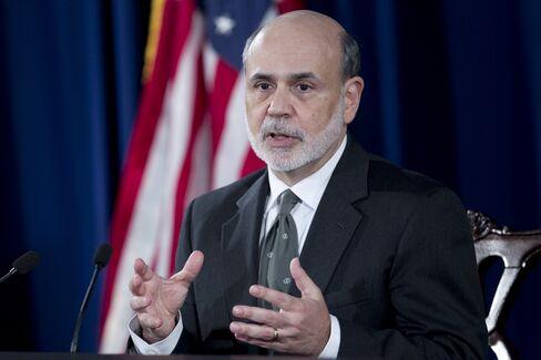 Bernanke Open-Ended Battle for Jobs Eclipses Inflation Concerns