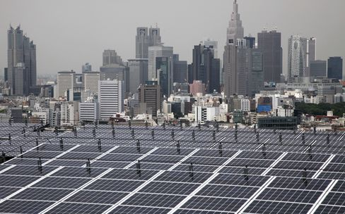 Changes in Japan's Renewable-Energy Law
