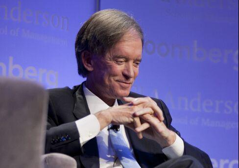 PIMCO Co-chief Bill Gross