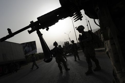 Threatened Defense Cuts Could Be 2012 Issue