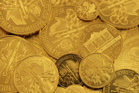 Gold Coins Maintain Popularity
