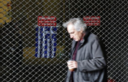 EU Stumbles Over Greek Package