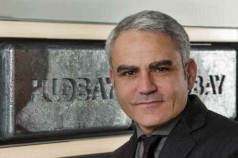 HudBay Chief Executive Officer David Garofalo