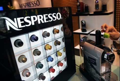 Nestle takes legal action over Nespresso patents