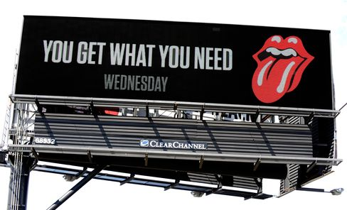 Rolling Stones Tickets Gather Moss With $600 Seats Unsold