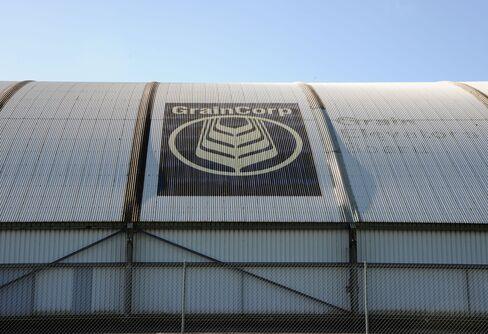 GrainCorp Warehouse