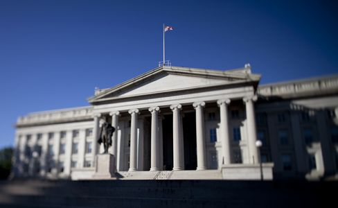 Treasury Sells Inflation Notes at Record Low Negative Yield