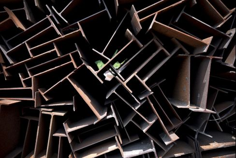 Scrap-Steel Futures Debut on CME as Demand Gains 24% Since '09